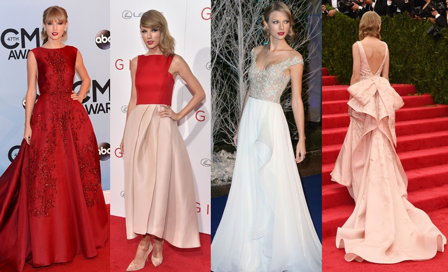 Taylor-Swift-hit-red-carpet-red-gown-2
