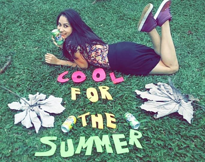 Andy cool for the summer