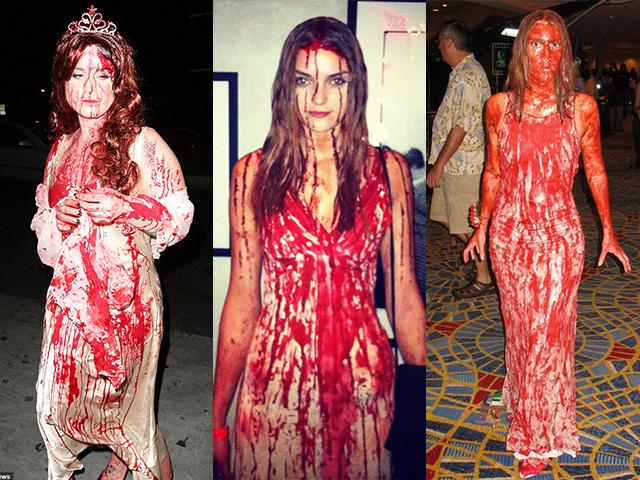 fantasia Carrie-a-estranha