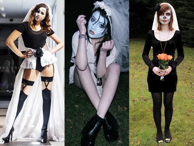 fantasia Noiva-cadaver