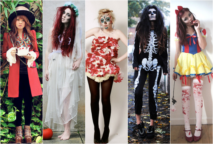 Fantasias - Halloween
