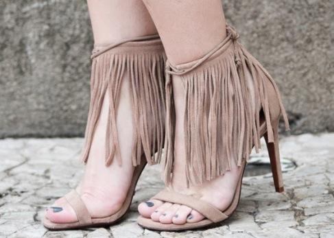 Sapato com Franja1