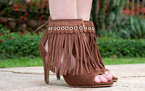 Sapato com Franja2
