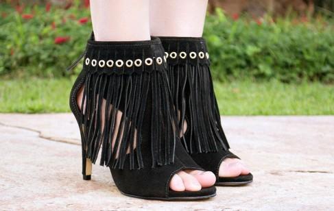 Sapato com Franja5