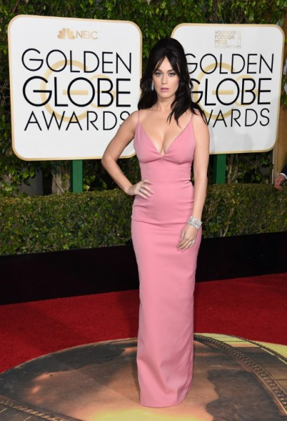 Golden Globe Awards Katy Perry