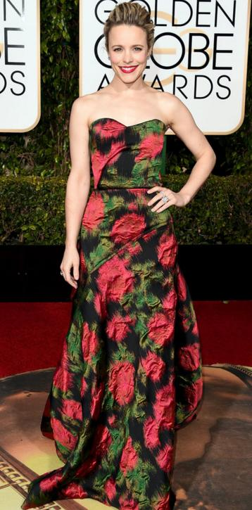 Golden Globe Awards Rachel Mcadams