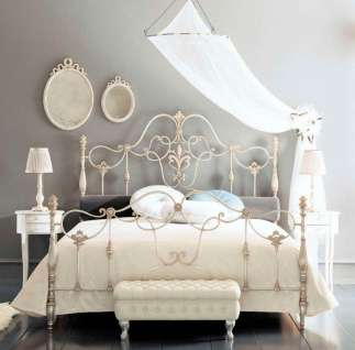 Cama de Ferro - Decor10